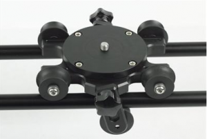 Dual Rail Track Dolly Slider