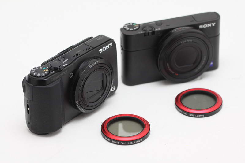 Carry Speed MagFilter System Sony Canon