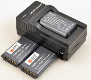Sony RX100 Charger NP-BX1 NPBX1 Aftermarket batteries