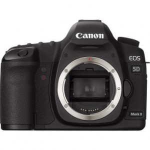 Canon 5D Mark II Full Frame