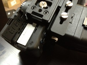 Canon T4i Door