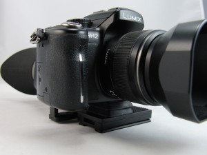 LCD Video View Finder Swivi Carry Speed GH2
