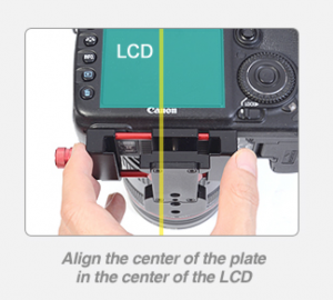 LCD View Finder DSLR Varavon