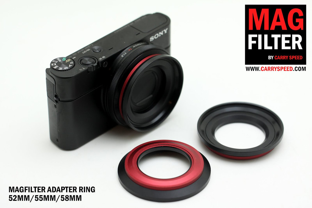 MagFilter Threaded Ring Adapter