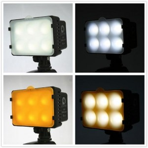 Super Video Light T6A