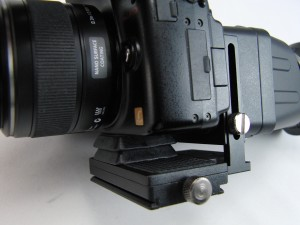 Swivi Sima GH2 view finder
