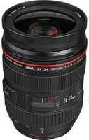 Canon 24-70mm F/2.8L version 1