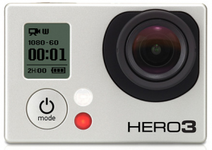 GoPro Hero 3 4K Video