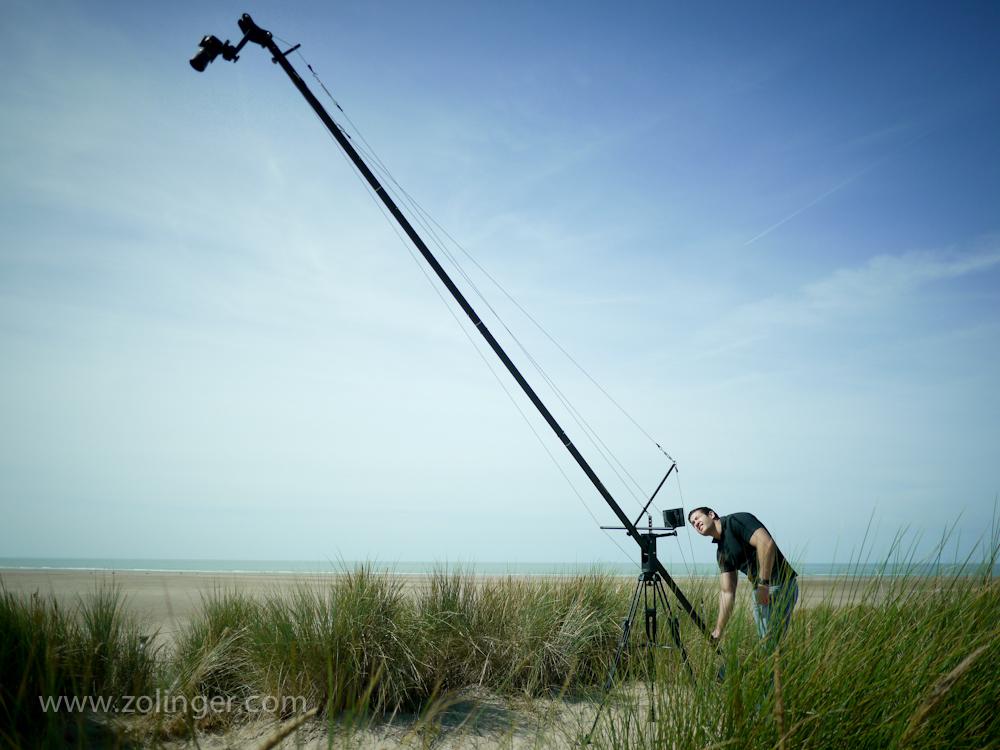 Zolinger 18ft. Camera Boom Spider Crane