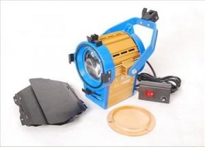 LED Video Light Fresnel Spotlight