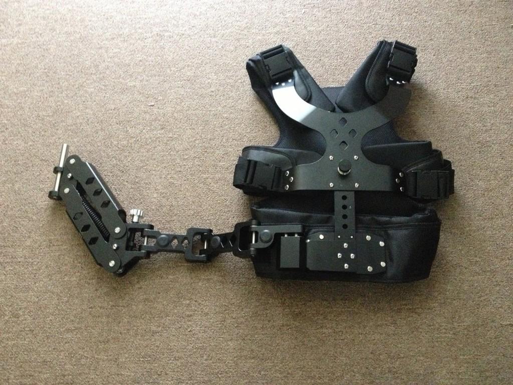 Cheap Stabilizer Vest Cheesycam