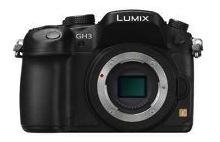 Panasonic GH3 Camera