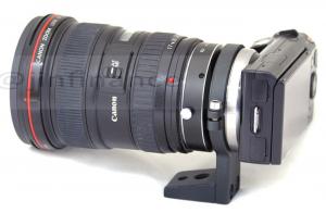 RJ NEX Canon EF Adapter Auto Focus V2.0
