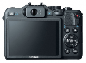 Canon Powershot G15 Digital Camera