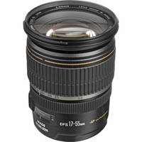 Canon 17-55mm F/2.8 IS