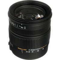 Sigma 17-70mm F/2.8-F/4