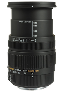 sigma 17-70mm is