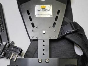 Steadicam Wieldy Stabilizer Vest Konova Budget-6
