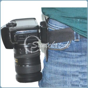 belt clip camera mount