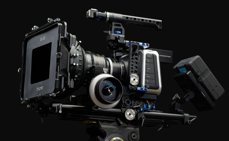 Black Magic Cinema Camera Rig