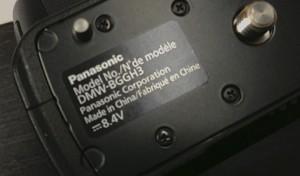 GH3 Battery Grip