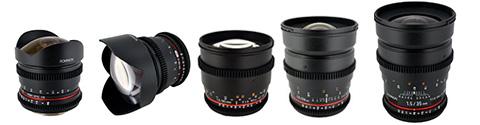 Rokinon-Cine-Lenses