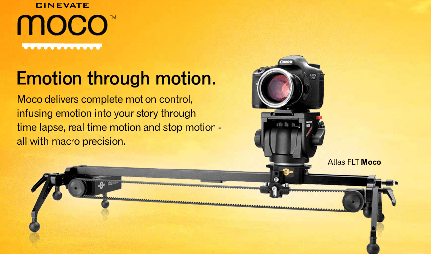 Cinevate Moco Motion Control for Sliders
