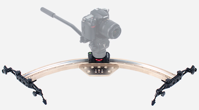 Varavon Arc Slider Curved Dolly