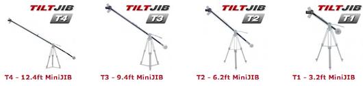 Varavon T1 T2 T3 T4 Tilt Jib Crane System