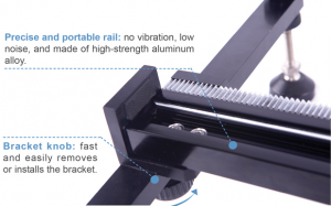 Wondlan Motorized Slider