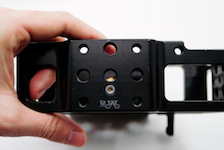 gh2 15mm rails dslr cage