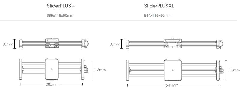 Edelkrone Slider PlusXL