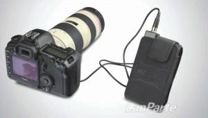 Lanparte Portable Battery Canon Camera