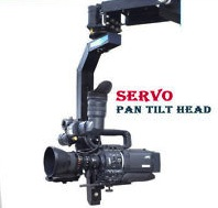 crane head motorized pan tilt remote control