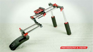 prime shoulder rig 15mm rails