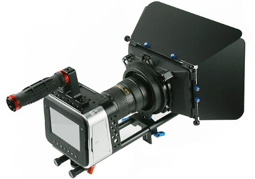 BMCC Camera Cage with Top Handle