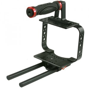 BlackMagic Cage Top Handle Rig