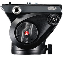 Manfrotto Bridging Technology Fluid Head