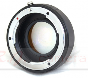 Not MetaBones Focal Reducer Speed Booster