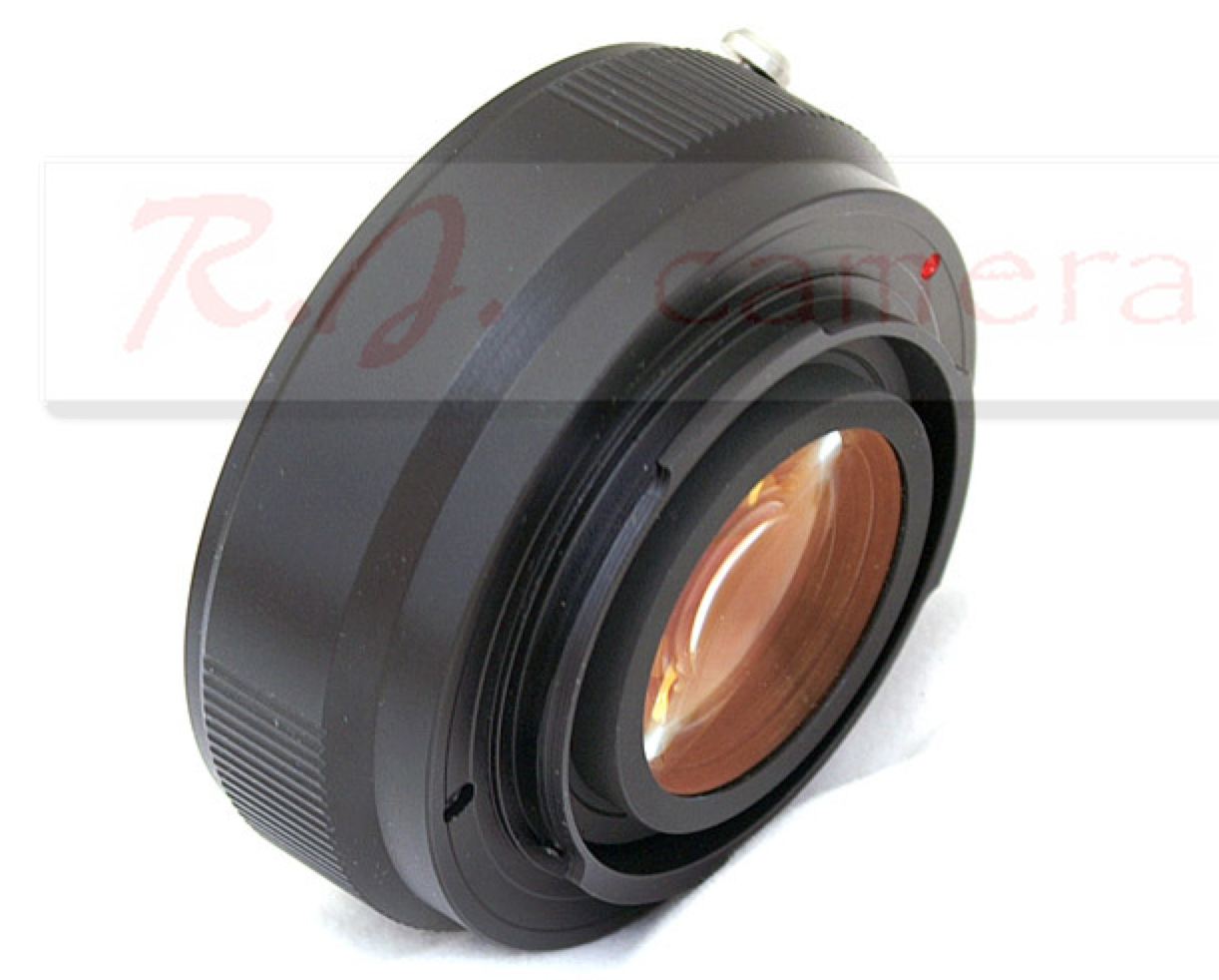 NEX Speed Booster'ish Focal Reducer Adapter