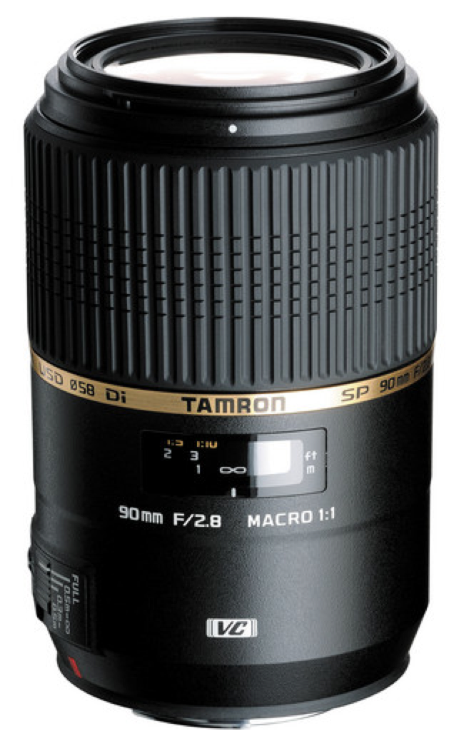 Tamron 90mm F/2.8 Macro and 70-200mm F/2.8