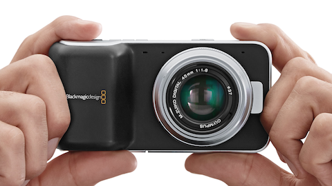 BlackMagic Pocket Cinema Camera MFT Active Mount