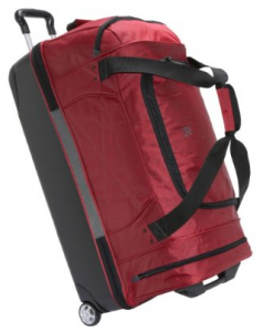 Hard Duffle Case rolling bag gear