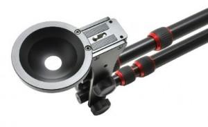 Mini Bowl Adapter Jib Crane Travel Carbon Aluminum