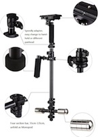Speedly Streadicam Monopod Stabilizer Solo