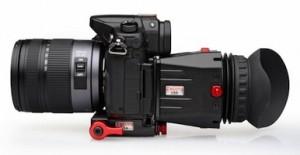 Zacuto Z-Finder Gorilla Base GH3 Camera