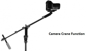 speedly camera monopod jib