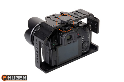 New Gear: Honu GH3 Video Cage by Fhugen
