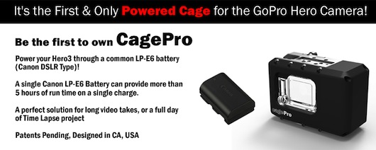 GoPro_Powered_Cage_Canon_LP-E6_CagePro_Project