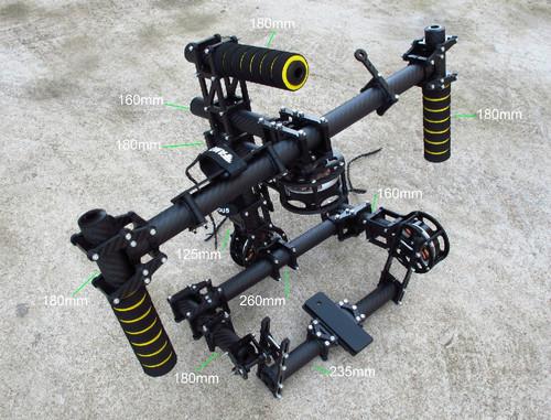 HiFly Camera DSLR Gimbal